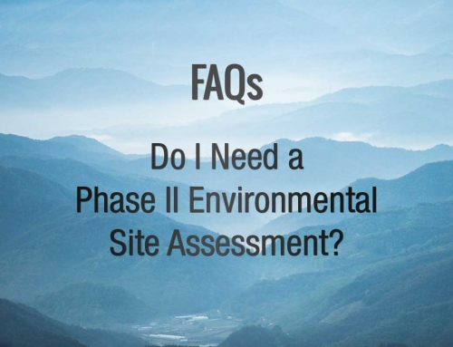FAQ: Do I need a Phase I ESA?