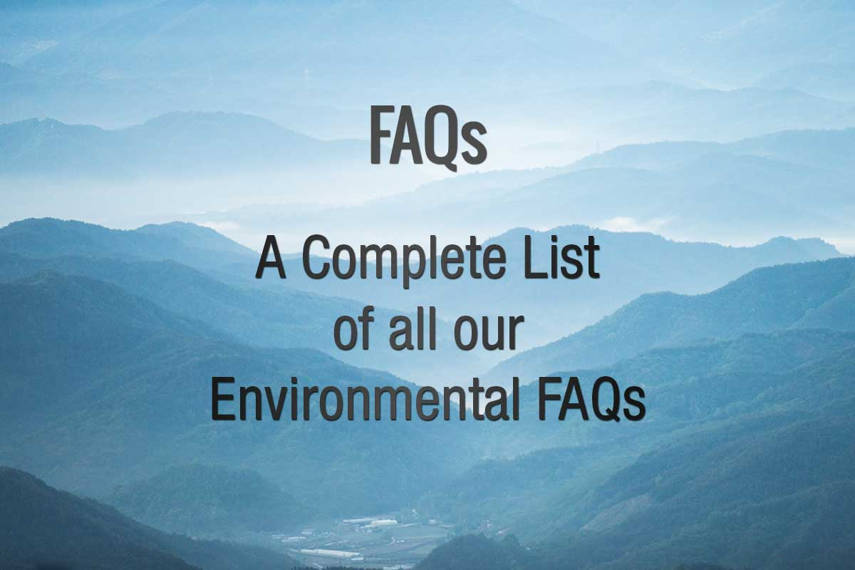 FAQs Home Page