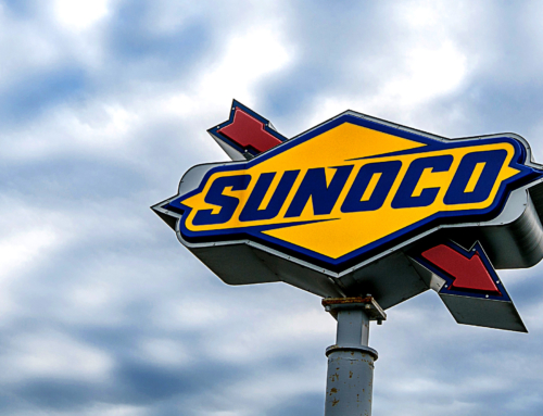 Projects: Former Sunoco Gas Station