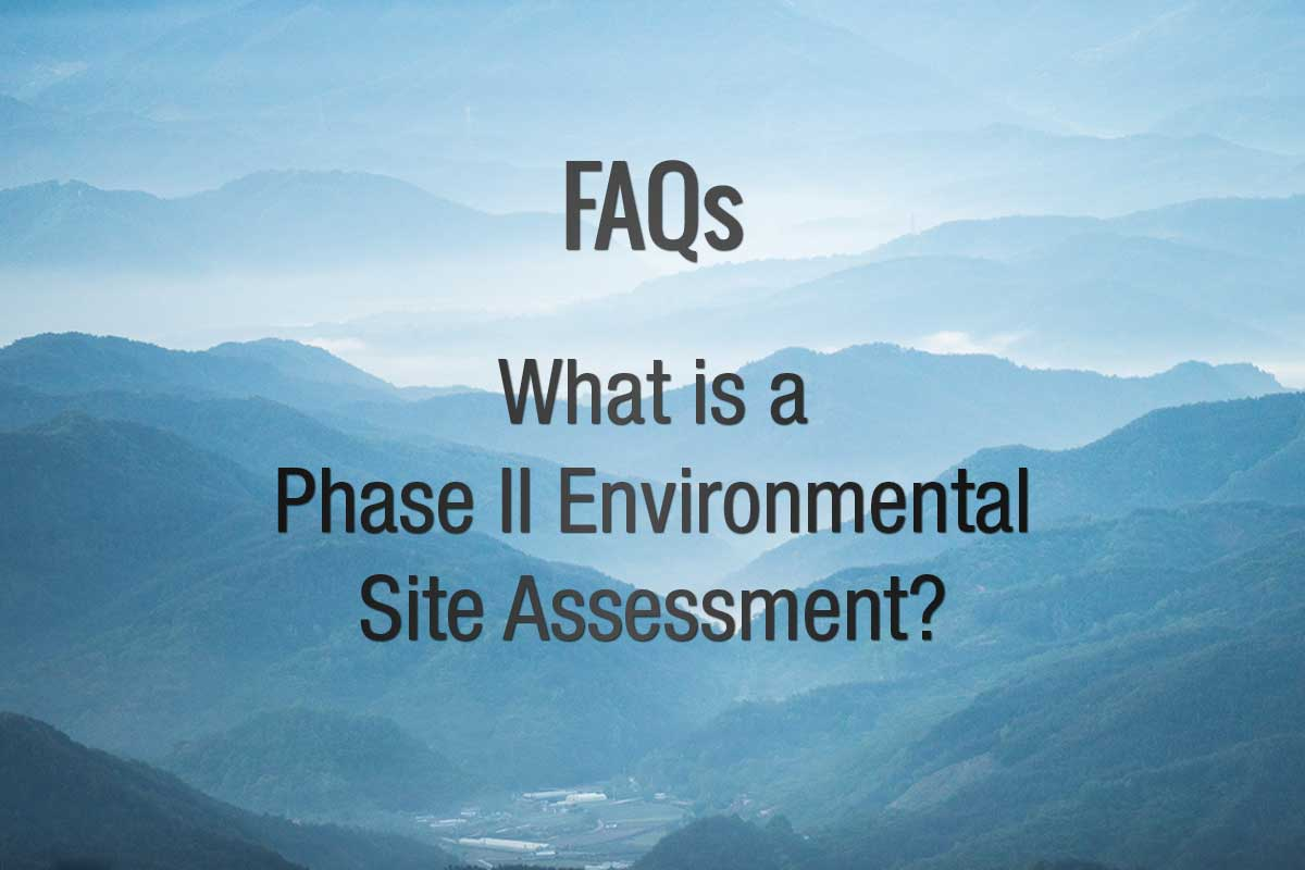 What is a Phase II ESA?