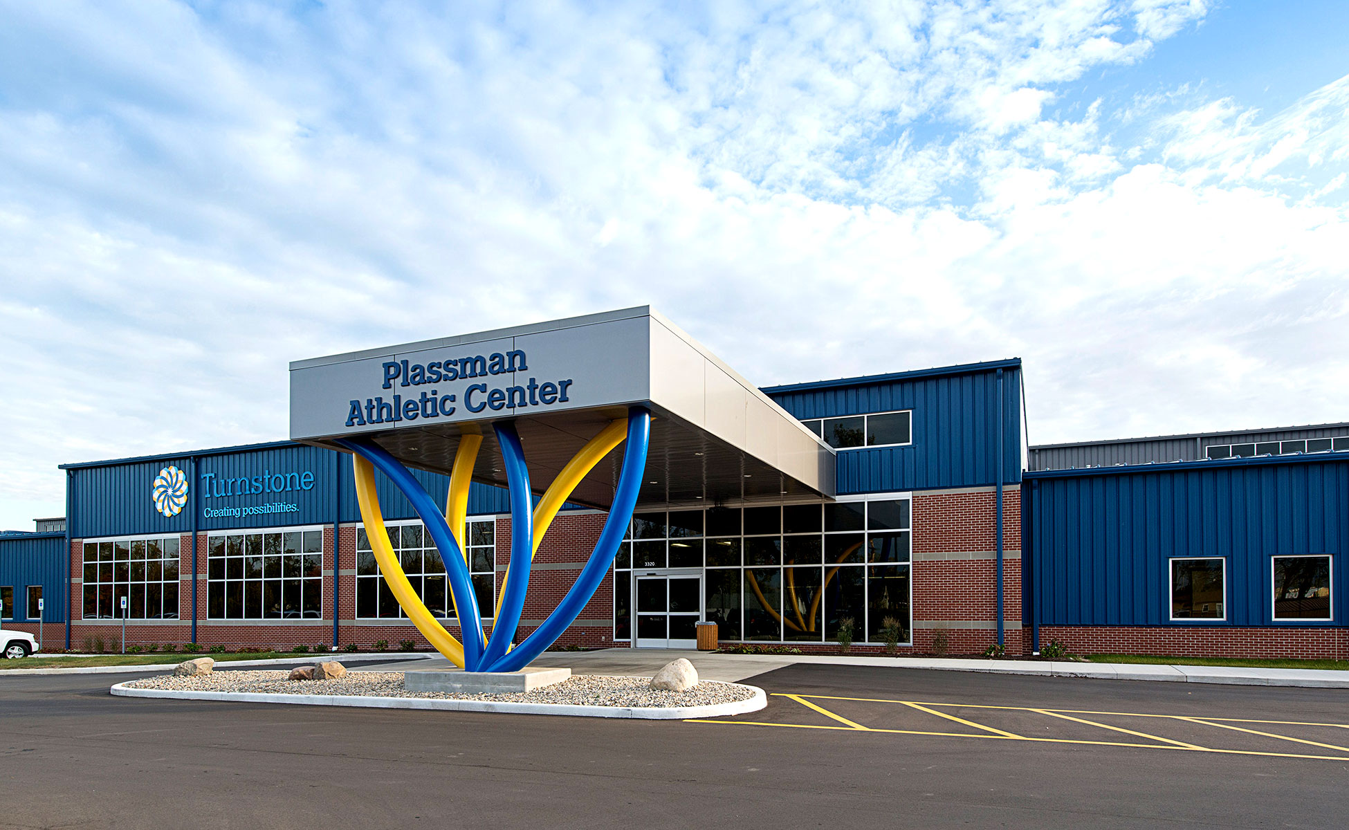 Plassman Athletic Center